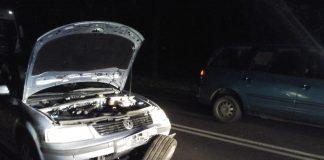 Wypadek: Dziecinne koło Bociek