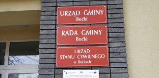 Urząd gminy Boćki