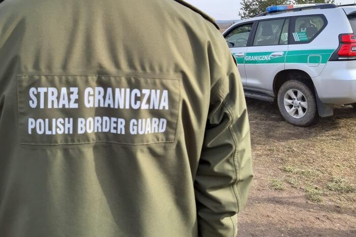 Nielegalni migranci w Boćkach